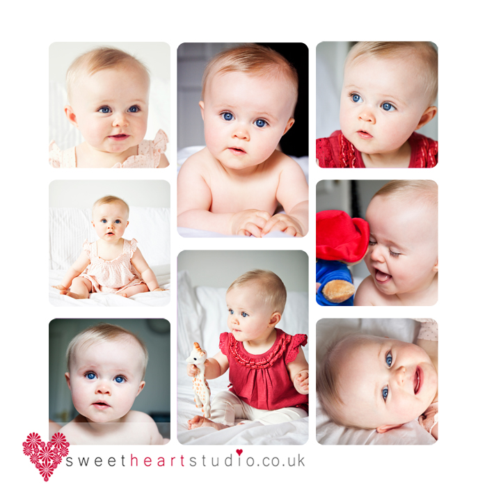 baby photo shoot in kingston upon thames