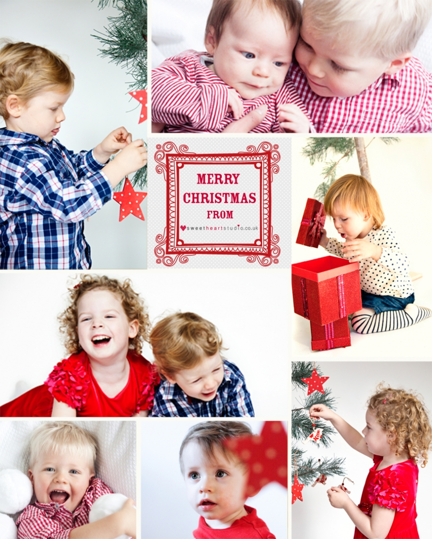 christmas photo sessions