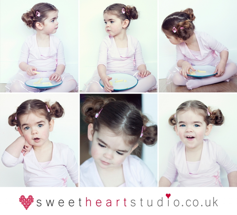 baby ballet photo shoot in kingston upon thames