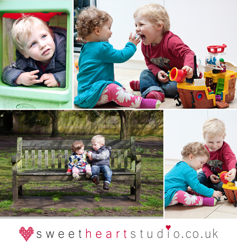 family portrait shoot in east sheen